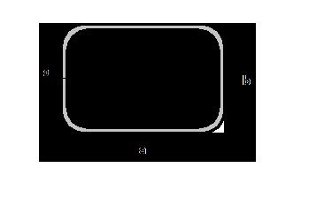 profil prostokątny przekrój